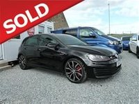 USED 2014 VOLKSWAGEN GOLF 2.0TDI GTI 5dr hatchback