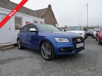 USED 2015 15 AUDI SQ5 Quattro 3.0 BiTDI S Tronic 5dr ( 313 bhp ) One Previous Owner £7,000 Optional Extras