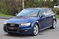 USED 2014 64 AUDI A3 2.0 TDI S LINE 5d 148 BHP ***REQUEST YOUR WHATSAPP VIDEO***