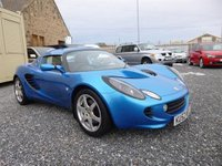USED 2002 LOTUS ELISE 1.8 Convertible 2d 1796cc