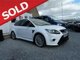 2009 FORD FOCUS 2.5 20V (305ps) RS Hatchback 3d 2522cc