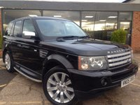 USED 2005 LAND ROVER RANGE ROVER SPORT v8sc 1st edition 500 pounds cash back if purchased before 25/12/2017 !!
