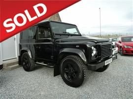 2011 LAND ROVER DEFENDER 90 2.4TD XS Station Wagon 3d 2401cc 3dr