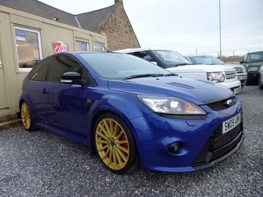 2009 FORD FOCUS 2.5TDCi (90ps) Studio Hatchback 5d
