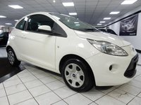 USED 2015 64 FORD KA 1.2 EDGE START / STOP A/C 69 BHP 1 LADY OWNER FROM NEW!