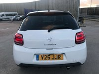 USED 2013 CITROEN DS3 1.6 E-HDI DSTYLE PLUS 3d 90 BHP