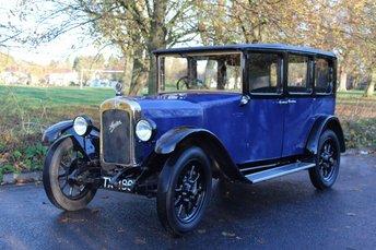 1928 AUSTIN 12/4 WINDSOR SALOON Austin 12/4 Windsor Saloon 1928 £16950.00