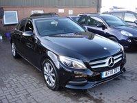 2015 MERCEDES-BENZ C CLASS 2.1 C300 BLUETEC HYBRID SPORT 4d AUTO 204 BHP £18999.00