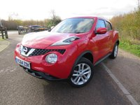 USED 2014 64 NISSAN JUKE 1.5 ACENTA DCI 5d 110 BHP One For All The Family
