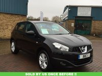 USED 2010 10 NISSAN QASHQAI 1.5 ACENTA DCI 5d 105 BHP Sold By Us Once Before, Great Spec Car Which Includes Bluetooth Rear Parking Sensors Air Con