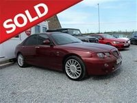 USED 2003 MG ZT 4.6 260 V8 4dr Saloon Petrol