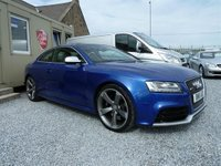 USED 2011 AUDI RS5 4.2 FSI (450ps) quattro Coupe 3d 4163cc S Tronic