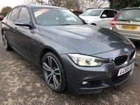 2016 BMW 3 SERIES 3.0 335D XDRIVE M SPORT 4d AUTO 308 BHP £21636.00