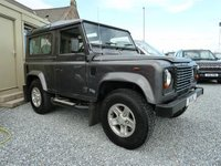 USED 2002 LAND ROVER DEFENDER 2.5Td5 Station Wagon 5d 2495cc