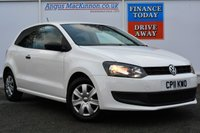 USED 2011 11 VOLKSWAGEN POLO 1.2 S 3d 60 BHP ONE FORMER KEEPER