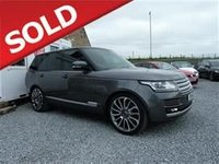 USED 2014 LAND ROVER RANGE ROVER 3.0TD V6 Vogue Auto 5dr Station Wagon Diesel