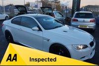 USED 2011 60 BMW M3 4.0 M3 2d AUTO 415 BHP