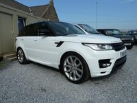 USED 2015 64 LAND ROVER RANGE ROVER SPORT 3.0 SDV6 AUTOBIOGRAPHY DYNAMIC 5d AUTO 288 BHP