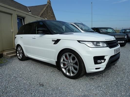 2015 64 LAND ROVER RANGE ROVER SPORT 3.0 SDV6 AUTOBIOGRAPHY DYNAMIC 5d AUTO 288 BHP