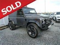 USED 2010 LAND ROVER DEFENDER 90 2.2TD 90 Hardtop Light 4X4 Utility Diesel