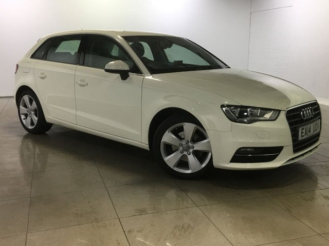 View our 2014 14 AUDI A3 1.6 TDI SPORT 5d AUTO 109 BHP