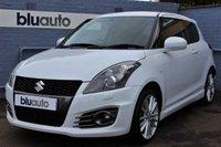2014 SUZUKI SWIFT 1.6 SPORT 3d 134 BHP £8295.00