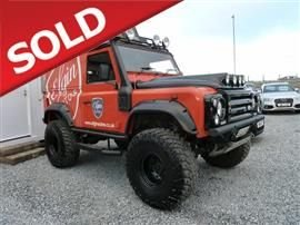 2009 LAND ROVER DEFENDER 2.4TDCI 90 'BIGFOOT'