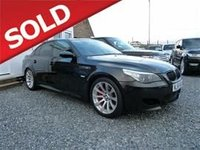 USED 2006 BMW M5 5.0 SMG 4dr Saloon