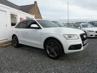 USED 2014 AUDI Q5 2.0 TFSI (180ps) quattro SE (s/s) Station Wagon 5d 1984cc