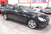 2012 MERCEDES-BENZ E CLASS 2.1 E220 CDI BLUEEFFICIENCY EXECUTIVE SE 4d AUTO 170 BHP £10985.00