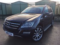 USED 2010 60 MERCEDES-BENZ M CLASS 3.0 ML350 CDI BLUEEFFICIENCY GRAND EDITION 5d AUTO 231 BHP SAT NAV LEATHER FSH NO FINANCE REPAYMENTS FOR 2 MONTHS STC. 4WD. SATELLITE NAVIGATION. SIDE STEPS. STUNNING BLACK MET WITH FULL BLACK LEATHER TRIM. ELECTRIC MEMORY HEATED SEATS. CRUISE CONTROL. 20 INCH ALLOYS. COLOUR CODED TRIMS. PRIVACY GLASS. PARKING SENSORS. REVERSING CAMERA. ELECTRIC TAILGATE. BLUETOOTH PREP. CLIMATE CONTROL. TRIP COMPUTER. MONITOR. PADDLESHIFT AUTO. MFSW. MOT 12/18. FULL SERVICE HISTORY. FCA FINANCE APPROVED DEALER. TEL 01937 849492.