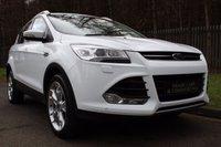 2013 FORD KUGA 2.0 TITANIUM X TDCI 5d AUTO 160 BHP £12000.00