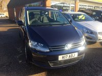 USED 2011 11 VOLKSWAGEN SHARAN 2.0 SE TDI DSG 5 DOOR AUTOMATIC 142 BHP IN MET BLUE WITH 7 SEATS. APPROVED CARS ARE PLEASED TO OFFER THIS VOLKSWAGEN SHARAN 2.0 SE TDI DSG 5 DOOR AUTOMATIC 142 BHP IN MET BLUE WITH 7 SEATS AND A FULL SERVICE HISTORY SERVICED AT 15K,48K,57K,70K AND 89K A GREAT 7 SEATER,AUTO,DIESEL FOR FAMILY MOTORING.