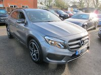 2015 MERCEDES-BENZ GLA-CLASS 2.1 GLA 200 D AMG LINE 5d 134 BHP 1 OWNER + LOW MILES  £19499.00