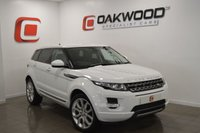 USED 2014 14 LAND ROVER RANGE ROVER EVOQUE 2.2 SD4 PURE 5d AUTO 190 BHP UPGRADED IMMACULATE 20 INCH ALLOYS