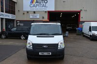 USED 2013 63 FORD TRANSIT 2.2 350 DRW 2d 125 BHP XLWB 3 SEATER S/CAB TWIN WHEEL DROPSIDE ONE OWNER S/H SPARE KEY