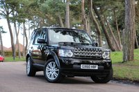 2010 LAND ROVER DISCOVERY 3.0 4 TDV6 HSE 5d AUTO 245 BHP £18975.00