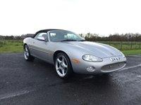 2001 JAGUAR XK8 CONVERTIBLE 4.0 CONVERTIBLE 2d AUTO 290 BHP £10000.00