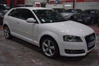 USED 2010 60 AUDI A3 1.6 MPI SE TECHNIK 3d 101 BHP