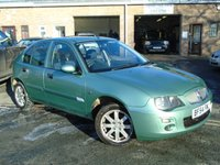 USED 2004 54 ROVER 25 1.4 SI 16V 5d 84 BHP MOT JULY 2018, 4 FORMER KEEPERS,