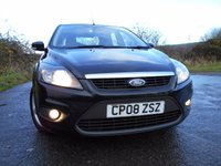 2008 FORD FOCUS 1.6 ZETEC 5d 100 BHP **LOVELY CONDITION**ECONOMICAL FAMILY CAR** £3595.00