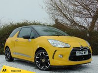 2012 CITROEN DS3 1.6 DSTYLE PLUS 3d 120 BHP £6366.00