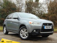 USED 2011 11 MITSUBISHI ASX 1.8 DI-D 3 5d 147 BHP * 128 POINT AA INSPECTED *