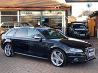 USED 2010 10 AUDI A4 S4 Avant 3.0T FSI S Tronic Quattro 329 BHP £8,000 of extras
