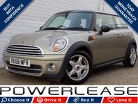 2008 MINI HATCH COOPER 1.6 COOPER D 3d 108 BHP £3850.00