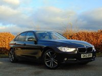 2012 BMW 3 SERIES 2.0 320D SPORT 4d AUTOMATIC £8940.00