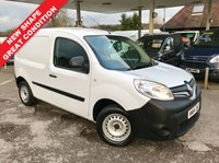 USED 2014 64 RENAULT KANGOO 1.5 ML19 DCI 1d 75 BHP New Shape, Sensible Mileage, Great Condition
