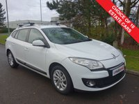 USED 2013 63 RENAULT MEGANE 1.5 EXPRESSION PLUS ENERGY DCI S/S 5d 110 BHP
