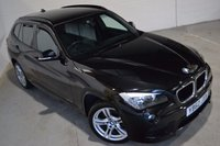 2013 BMW X1 2.0 XDRIVE18D M SPORT 5d 141 BHP £12000.00