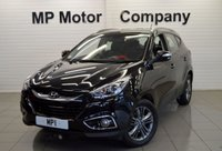 2015 HYUNDAI IX35 1.7 SE CRDI 5d 114 BHP £11695.00